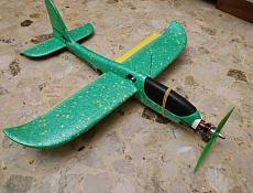 Voglio tornare bambino, costruzione aliante Wingspan 100cm-img_20191027_223344.jpeg