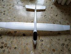 Voglio tornare bambino, costruzione aliante Wingspan 100cm-img_20200126_121903.jpeg