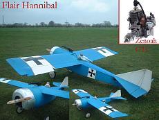 Modelli  della 1° guerra mondiale della flair-hannibal-print.jpg