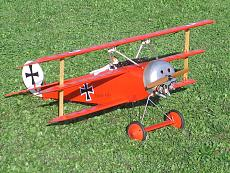 Modelli  della 1° guerra mondiale della flair-fokker-dr-i-.jpg