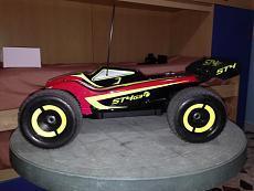 """Batteria per un automodello elettrico """"Thunder Tiger ST4g3""""-img_1155-1-.jpg"""