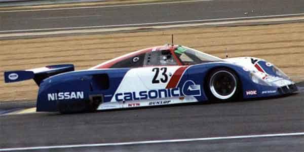 Nissan R89C Calsonic 1/24 By Hasegawa - Forum Modellismo.net