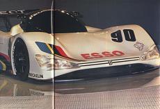 Peugeot 905 ev 1 Magny Course 1991-19900208presentation01.jpg