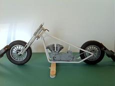 [MOTO] Harley Davidson 独創 (dokusou) bike 1/12-12.jpg