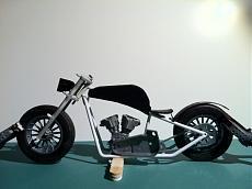 [MOTO] Harley Davidson 独創 (dokusou) bike 1/12-16.jpg