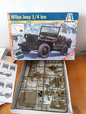 Jeep Willys Woody wagon su base Italeri 1/24-img_20180420_095424.jpeg