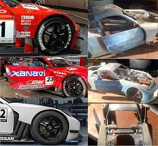 Nissan  350Z Nismo DTM-portiere.jpg