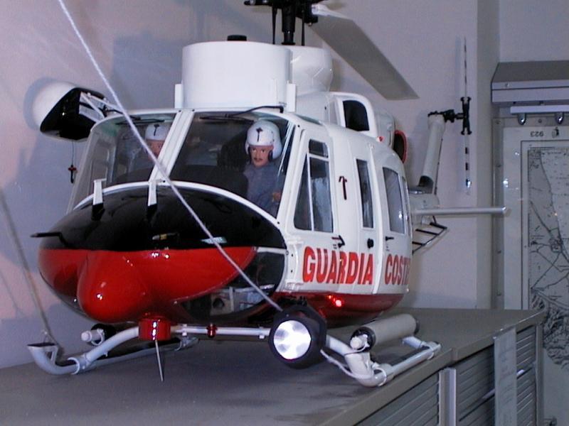 Aereo O Elicottero Radiocomandato : Elicottero rc guardia costiera forum modellismo