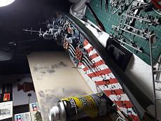 Colorazione del ponte di prua corazzata ROMA-20180214_214911.jpg