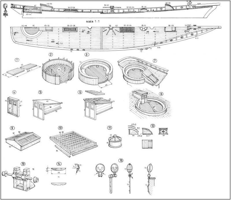 Disegni navi forum for Piani di costruzione di un piano