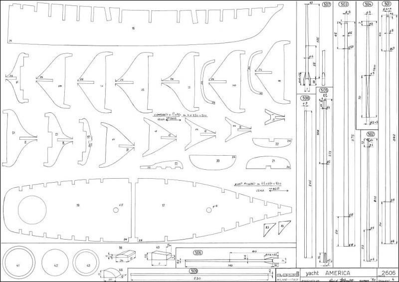 disegni per costruire un veliero la cura dello yacht