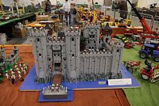 I mattoncini Lego al Model Expo Italy 2015-castel.jpg