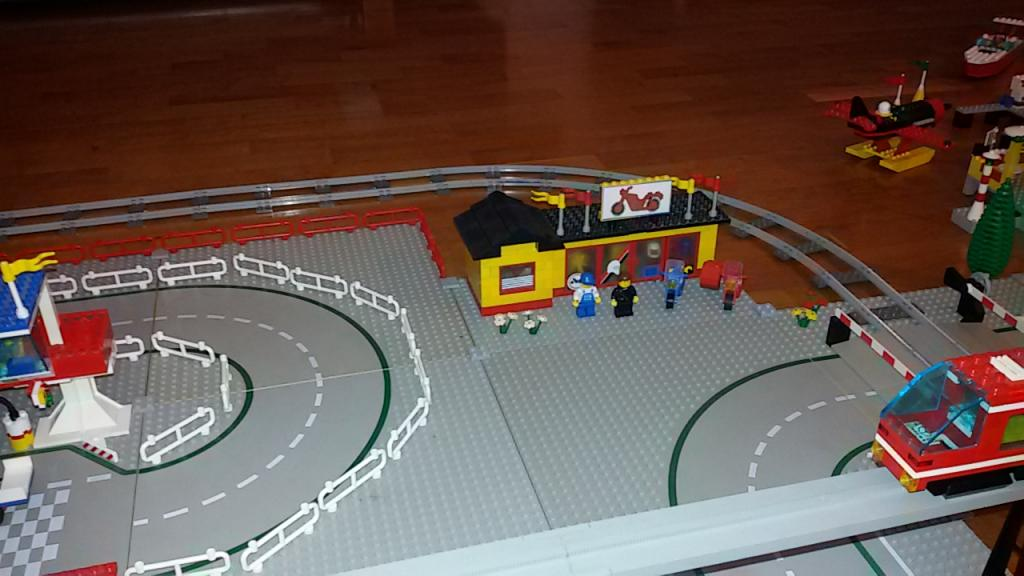 Ufficio Postale Lego Anni 80 : La mia città anni page