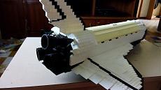 Mega Bloks Probuilder Space Shuttle 9736-img_20160925_084212.jpg