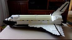 Mega Bloks Probuilder Space Shuttle 9736-img_20160925_084252.jpg