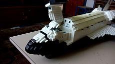 Mega Bloks Probuilder Space Shuttle 9736-img_20160925_084329.jpg