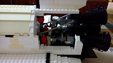 Mega Bloks Probuilder Space Shuttle 9736-img_20160925_084457.jpg