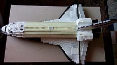 Mega Bloks Probuilder Space Shuttle 9736-img_20160925_084607.jpg