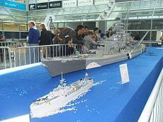 Nave Bismark Lego lunga 7 metri a Model Expo Italy 2017-image003.jpg