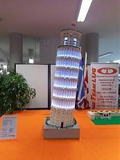 Una Torre di Pisa da 30.000 pezzi a Model Expo Italy 2017-16195770_1801671150073235_3280833558044919281_n.jpg