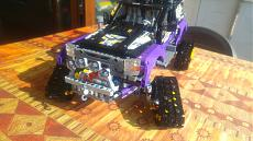Lego Technic 42069 - Jeep Adventure 40 years-20170819_165858.jpg