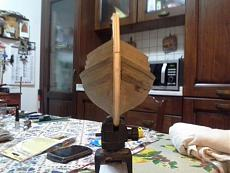 La Pinta di Colombo scala 1:60, kit Amati!-20140402_225305.jpg