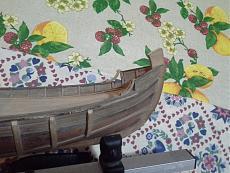 La Pinta di Colombo scala 1:60, kit Amati!-20140410_203635.jpg