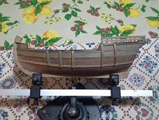 La Pinta di Colombo scala 1:60, kit Amati!-20140410_203529.jpg