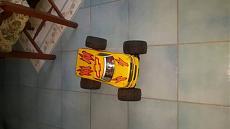 Nuovo arrivo zd racing monster truck 1:8 ho anche un'altra scocca ma vorrei prendere-20170518_144749.jpg