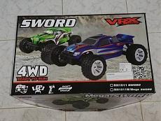 [Recensione] VRX Rangster (Monster Truck 1:10)-img_20190528_152245.jpeg