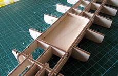 Thomas A. Edison [1904] battello a ruota [autocostruzione]-07-struttura-scafo-pozzetto-caldaia.jpg