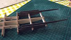 Thomas A. Edison [1904] battello a ruota [autocostruzione]-11-struttura-scafo-supporti-motore_ruota.jpg