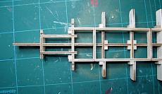 Thomas A. Edison [1904] battello a ruota [autocostruzione]-19-struttura-prua.jpg