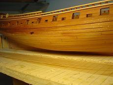 Fregata leggera L'aurore scala 1/48 di carmelo (arsenale)-fasciatura-opera-viva.jpg