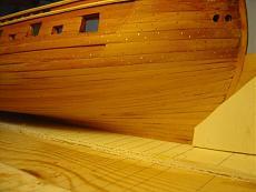 Fregata leggera L'aurore scala 1/48 di carmelo (arsenale)-fasciatura-opera-viva1.jpg