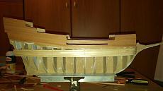 Mayflower amati autocostruito (primo cantiere)-1459177276634.jpg