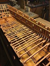 Fregata L'HERMIONE (arsenale) scala 1/48 di Carmelo Tuccitto-img_0288.jpg