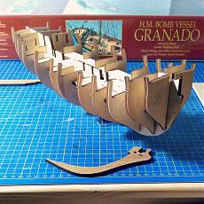 Costruzione HMS Granado - Amati-granado-amati.jpg