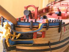 Costruzione HMS Granado - Amati-portello-aperto.jpg