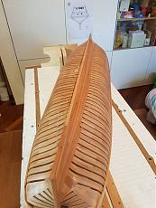 Le Boullongne, vascello della Compagnia delle Indie - Monografia Ancre  scala 1:40-20190529_154154.jpeg