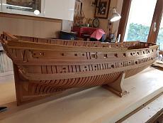 Le Boullongne, vascello della Compagnia delle Indie - Monografia Ancre  scala 1:40-20190727_093405.jpeg