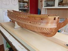 Le Boullongne, vascello della Compagnia delle Indie - Monografia Ancre  scala 1:40-20190727_093414.jpeg