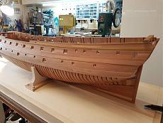 Le Boullongne, vascello della Compagnia delle Indie - Monografia Ancre  scala 1:40-20190727_093425.jpeg