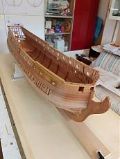 Le Boullongne, vascello della Compagnia delle Indie - Monografia Ancre  scala 1:40-20190727_093839.jpeg