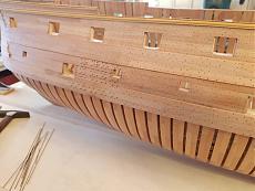 Le Boullongne, vascello della Compagnia delle Indie - Monografia Ancre  scala 1:40-20190808_161204.jpeg