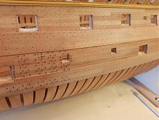 Le Boullongne, vascello della Compagnia delle Indie - Monografia Ancre  scala 1:40-20190808_161143.jpeg