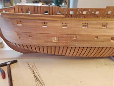 Le Boullongne, vascello della Compagnia delle Indie - Monografia Ancre  scala 1:40-20190808_161132.jpeg