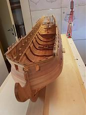Le Boullongne, vascello della Compagnia delle Indie - Monografia Ancre  scala 1:40-20190902_165822.jpeg