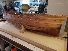 Le Boullongne, vascello della Compagnia delle Indie - Monografia Ancre  scala 1:40-20190902_165747.jpeg