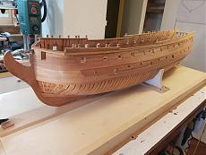 Le Boullongne, vascello della Compagnia delle Indie - Monografia Ancre  scala 1:40-20190902_165714.jpeg